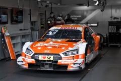 Audi RS5, Jamie Green