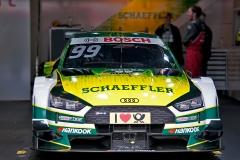 Audi RS5, Mike Rockenfeller