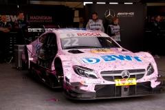 Mercedes AMG C 63 DTM, Lucas Auer