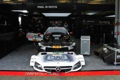 Mercedes AMG C 63 DTM, Paul Di Resta