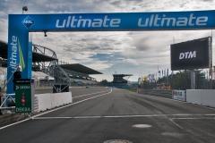 Ausfahrt Boxengasse Nürburgring