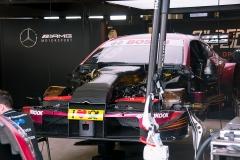Mercedes AMG C 63 DTM, Eduardo Mortara