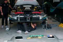 Mercedes AMG C 63 DTM, Pascal Wehrlein