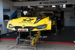 BMW M4 DTM, Timo Glock