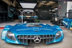 Mercedes AMG C 63 DTM, Gary Paffett