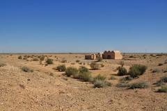 Wüstenschloss Amra, Azraq, Jordanien