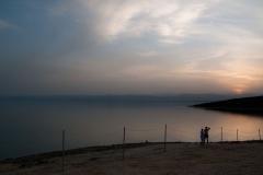 Das Tote Meer in Jordanien